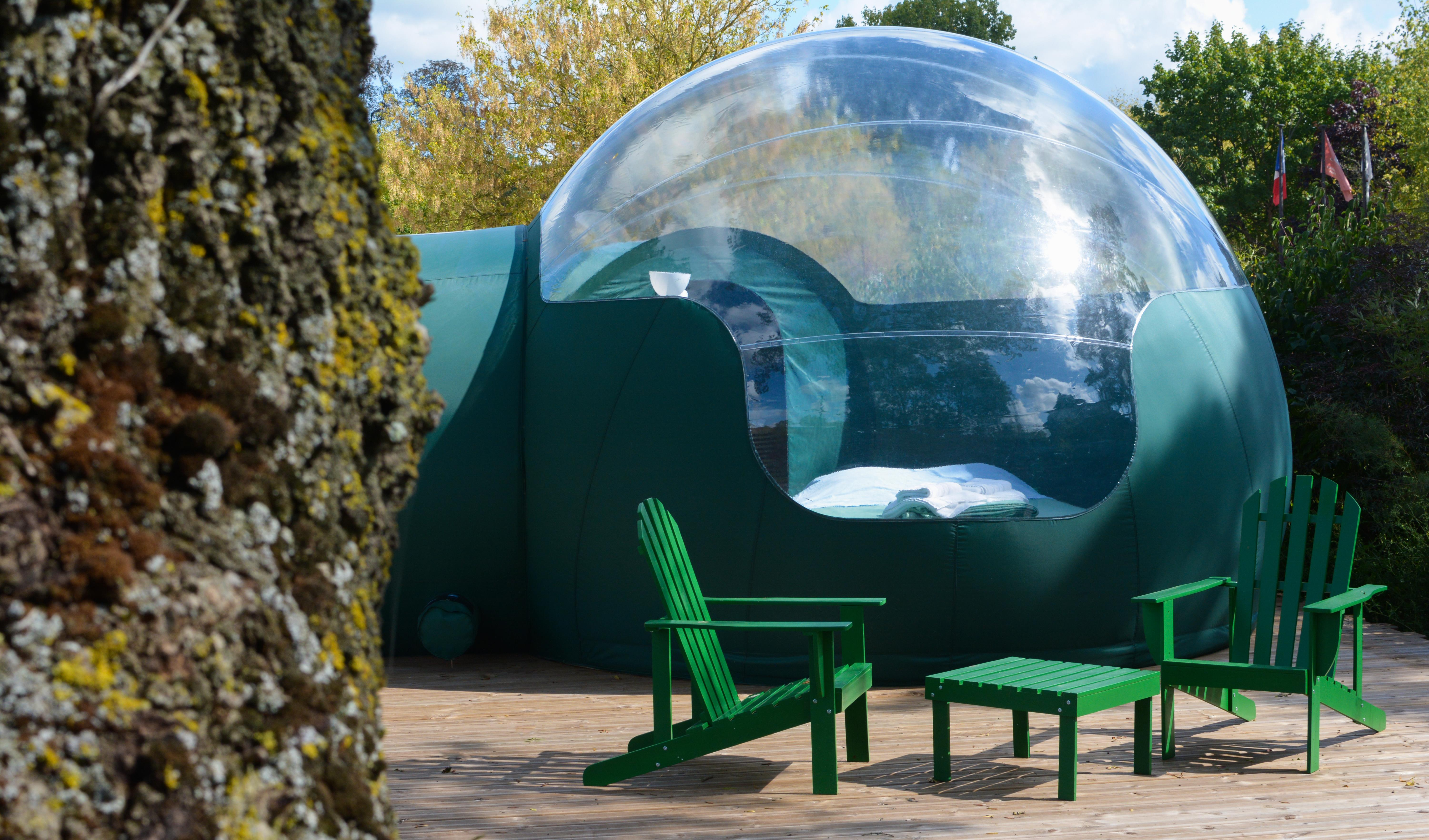 BULLE | Label Camping Qualité