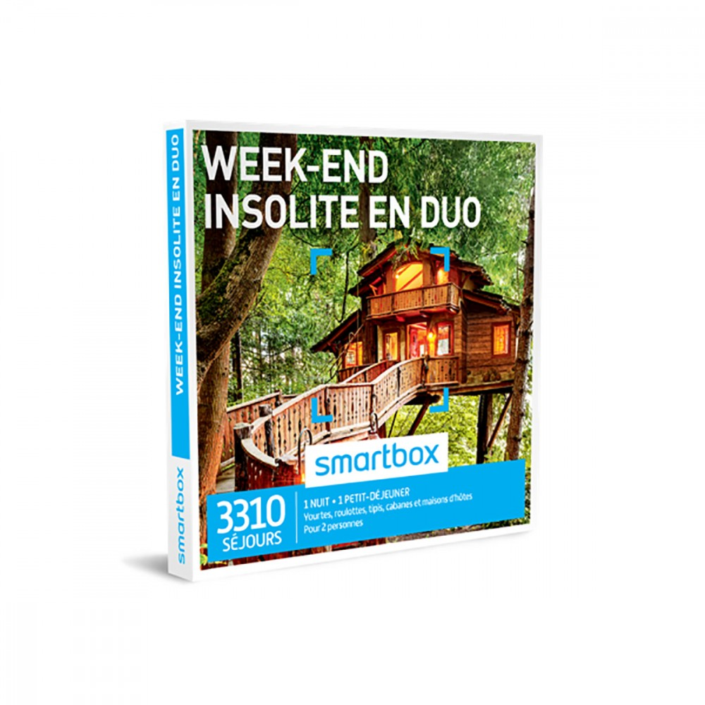 smart box week end insolite