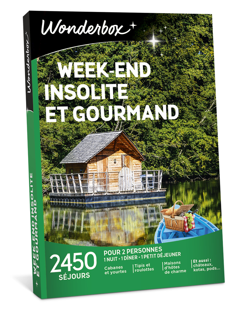 Week-end insolite et gourmand
